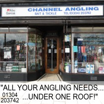 Channel Angling Advertisement